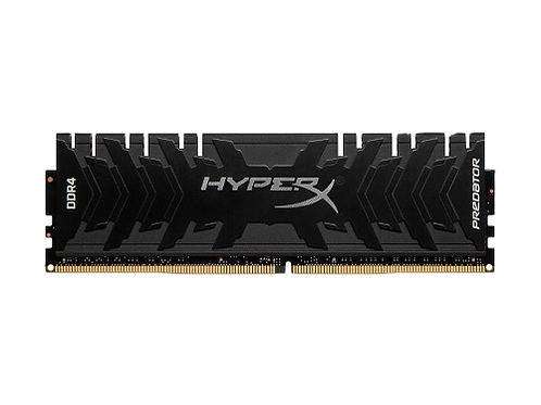 Kingston HyperX XMP Predator 8GB DDR4 3200MHz CL16