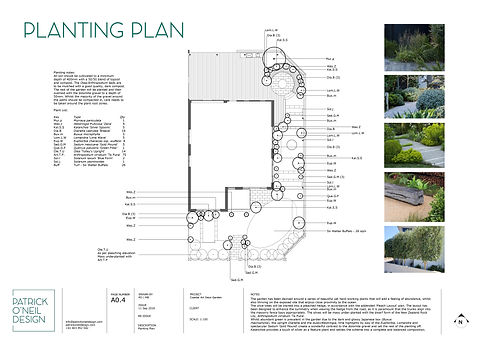 Patrick O'Neil Garden Design
