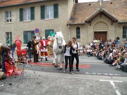 Spectacle de rue Nanterre