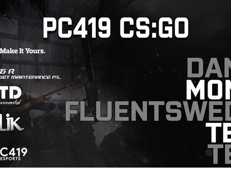 PC419 CS:GO Restructure