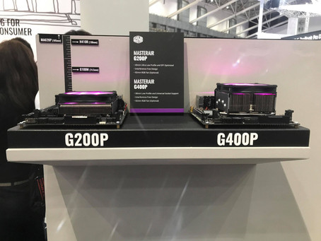 Cooler Master's Solution To Cooling High-End Processors