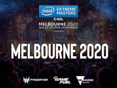 Intel Extreme Masters moves to Melbourne !