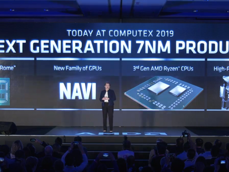 Computex Starts off with huge AMD Announcements!