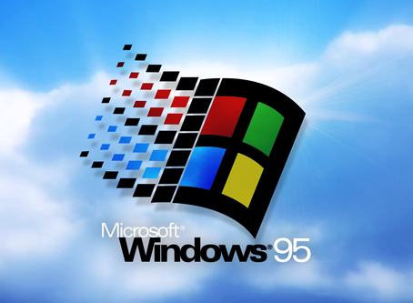Windows 95 turns 25 years today, Released 24th of August 1995!