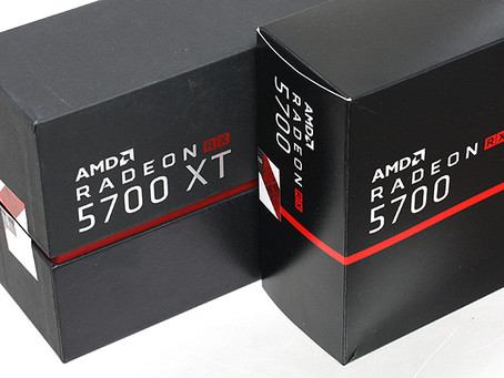 AMD Radeon Announce After market RX5700 and RX5700 XT Video Cards