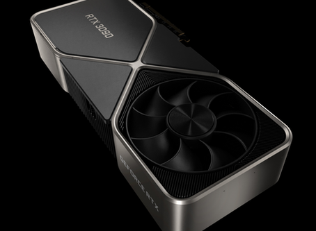 NVIDIA new 3000 series has come and with the horsepower for PC gaming!