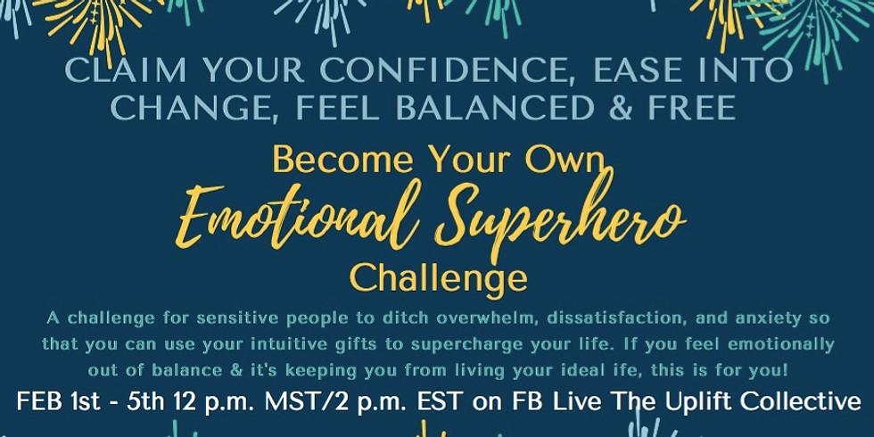 Emotional Superhero Challenge