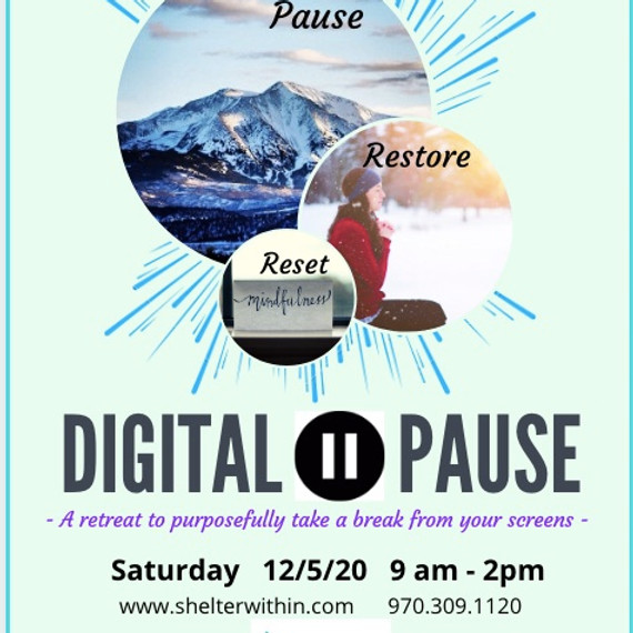 Digital Pause - A Digital Detox Retreat