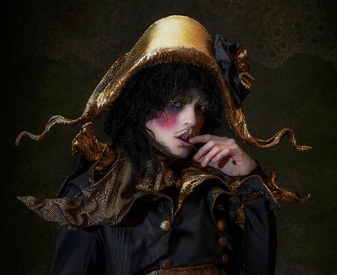 Fine Art Portraiture Alexia Cumin