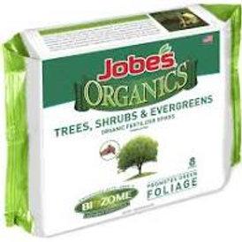 JOBES ORGANIC TREE & SHRUB 8PK
