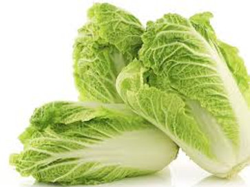 Napa Cabbage 2 pack