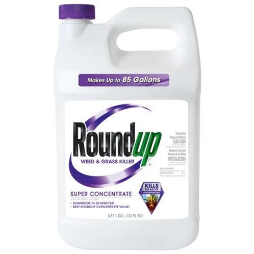 ROUND UP WEED & GRASS KILL 1G