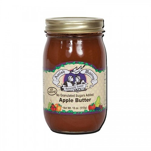 AWF No Added Sugar Apple Butter