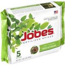 JOBES TREE SPIKE 5CT