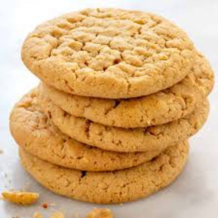 Troyer's Peanut ButterCookies