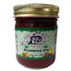 AWF Strawberry Jam-No Sugar