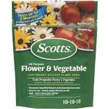 SCOTTS FL & VEG 3LB