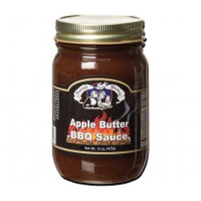 AWF Apple Butter BBQ Sauce