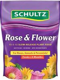 SCHULTZ ROSE AND FLOWER 3.5LB