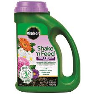 MIRACLE GRO SHAKE/FEED ROSE 4.5L