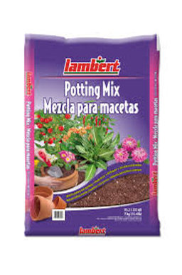 ALL PURPOSE POTTING SOIL MIX 1CF LAMBERT