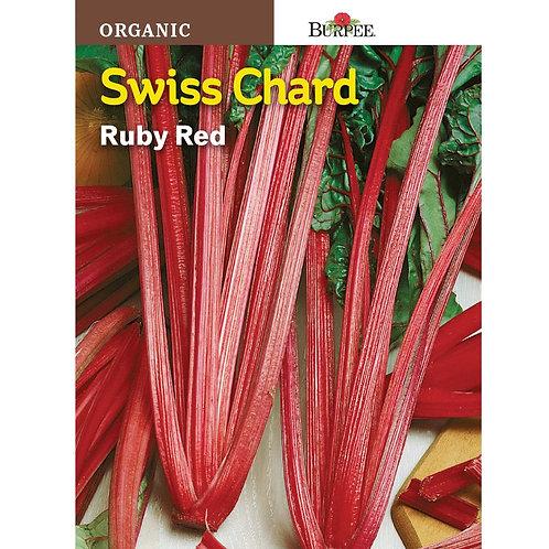 ORG  SWISS CHARD RUBY RED