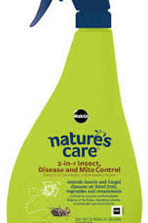 NATURE'S CARE 3N1 CONTROL 24OZ