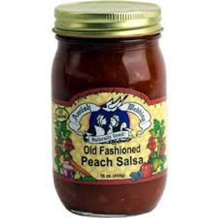 AWF Peach Salsa