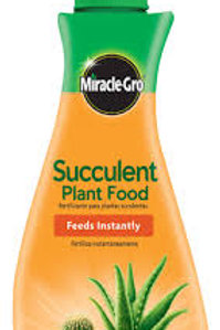 MIRACLE GRO SUCCULENT FOOD