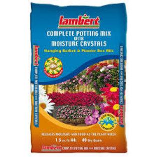 COMPLETE POTTING SOIL MIX 2CF LAMBERT