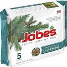 JOBES EVERGREEN 5CT