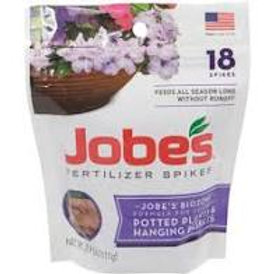 JOBES PLANT SPIKES 18CT