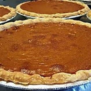Troyer's Pumpkin Pie