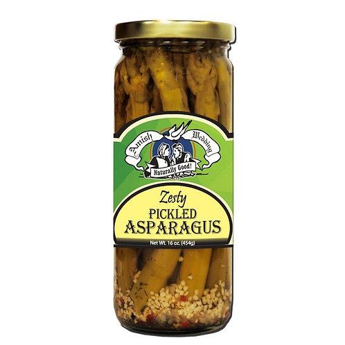 AWF Zesty Pickled Asparagus