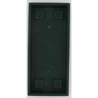 Plastic Box Tray 18IN BLACK