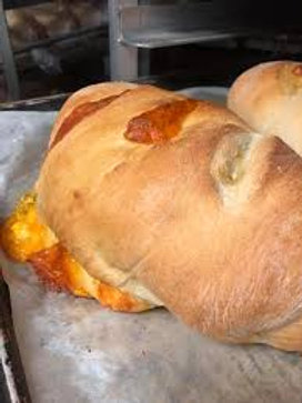 Country Grains Garlic Cheese Bread