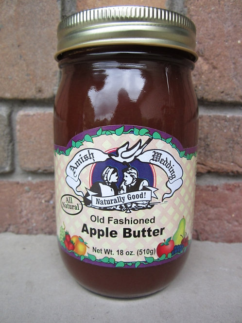 AWF Old Fashioned Apple Butter