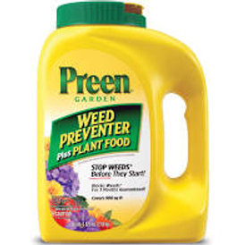 PREEN 5.62LB WEED PREVENT/PLANT