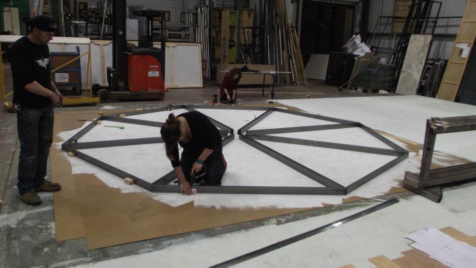 Building a revolve