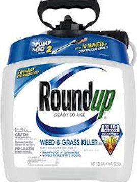 ROUNDUP P N GO W&G KILL