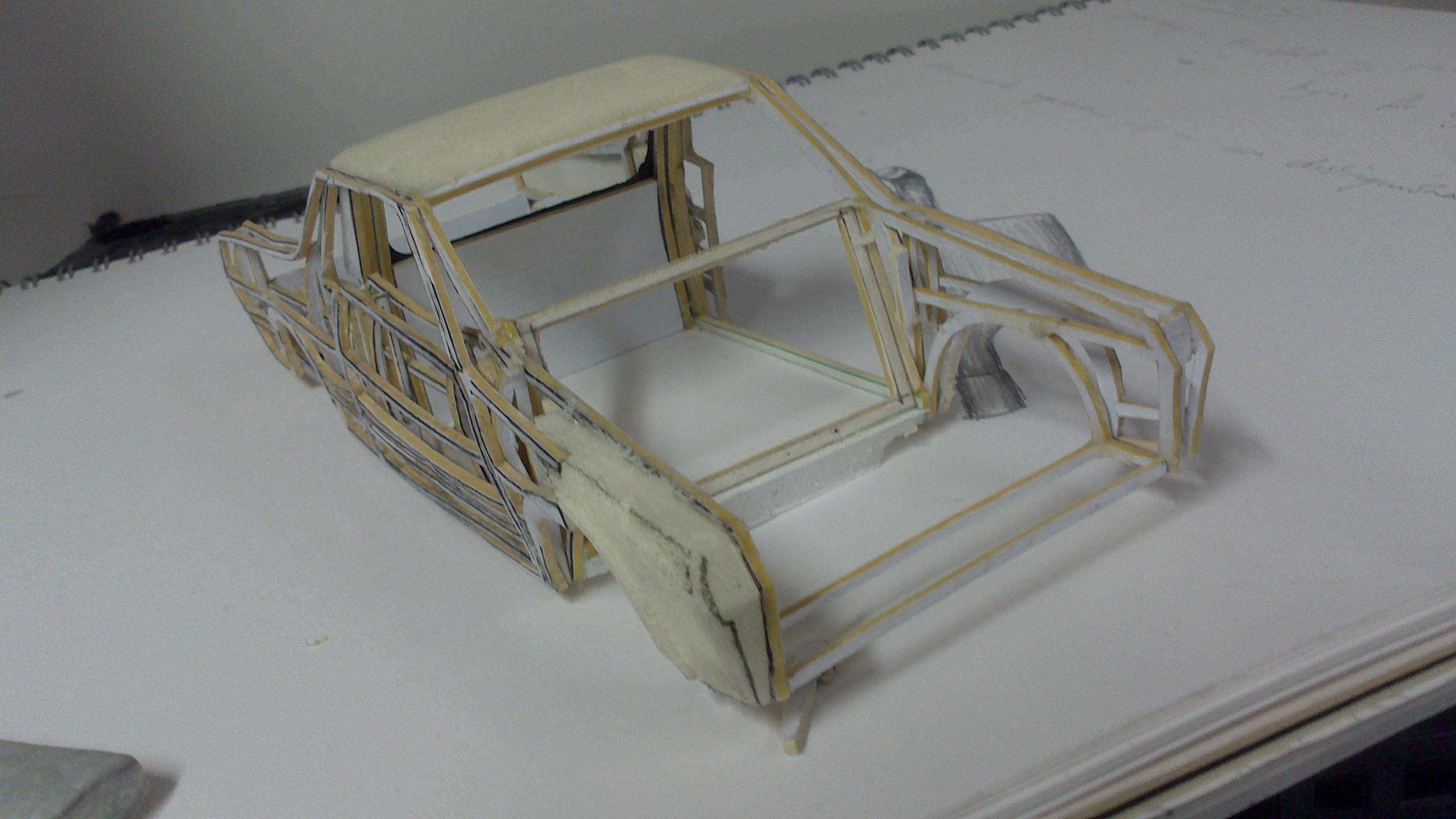 Subaru progress