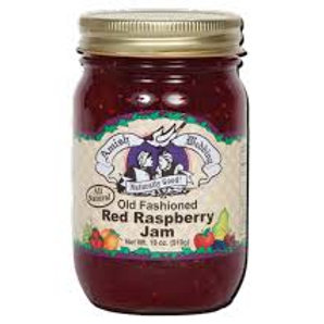 AWF Red Raspberry Jam