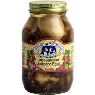 AWF Jalapeno Eggs