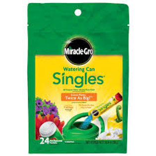 MIRACLE GRO SINGLE CAN PK