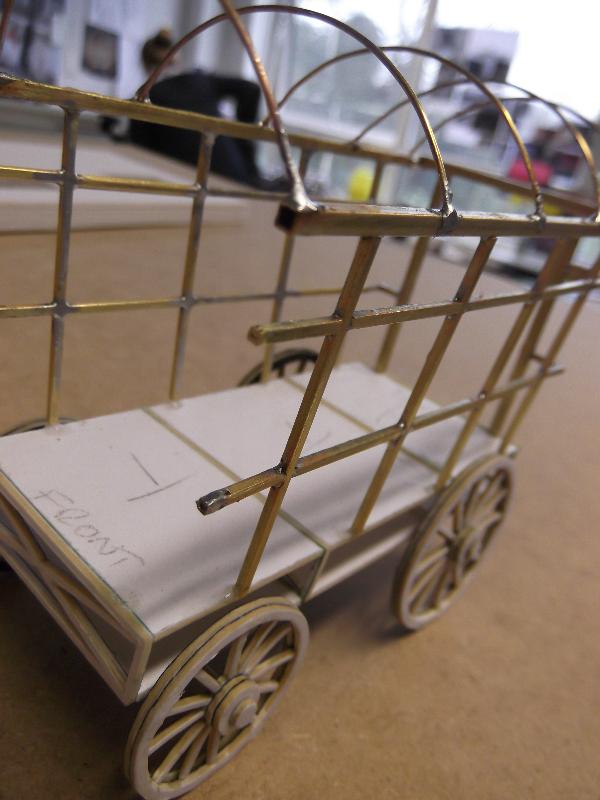 wagon progress
