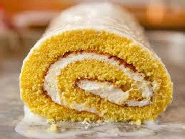 Lemon Cake Roll