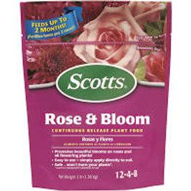 SCOTTS ROSE & BLOOM 3LB