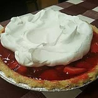 Troyer's Strawberry Pie-Seasonal