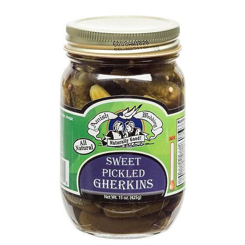 AWF Sweet Pickled Gherkins