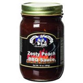 AWF Zesty Peach BBQ